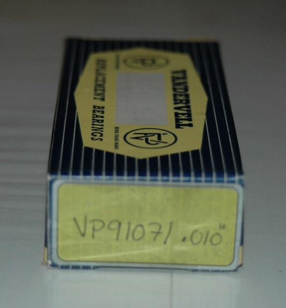 Vevlagersats VP 91071 010 1961/67 1000
