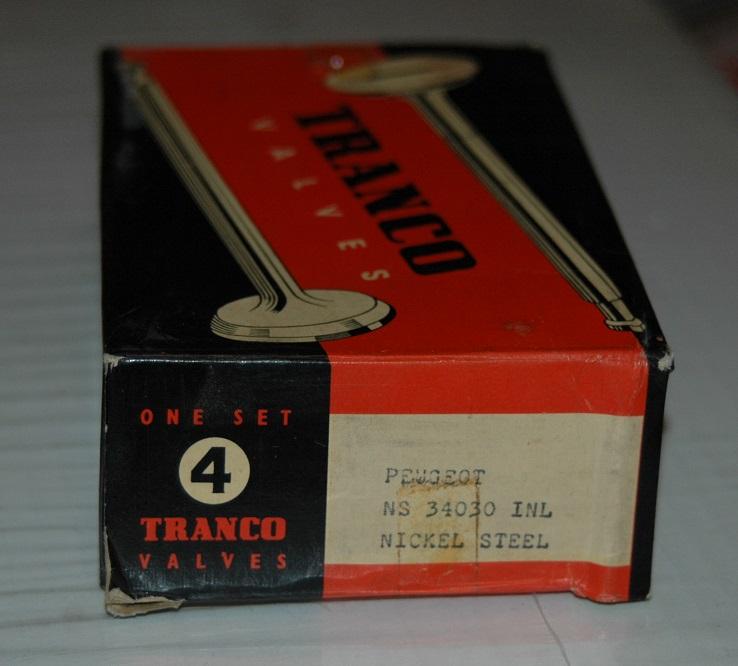 Ventiler Insug sats 34030 1963/64 404