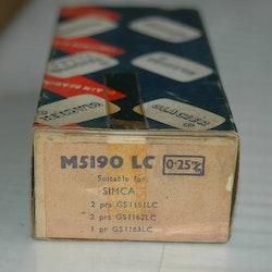 Ramlagersats M 5190 LC 0,25 1960/75 ARONDE,ARIANE 1300