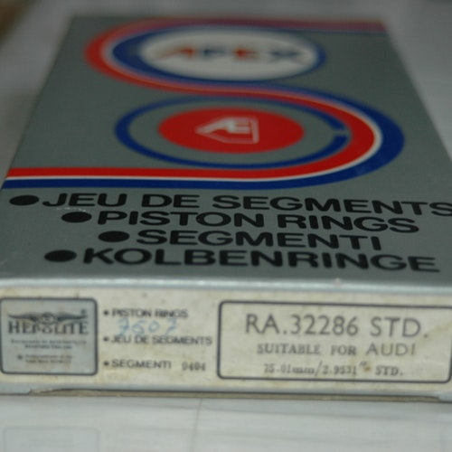 Kolvringssats RA 32286 STD 1973/85 VW/AUDI 1,3