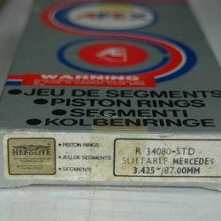 Kolvringssats R 34080 STD 196879 200D,220D OM 615