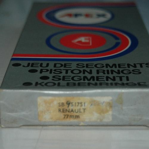 Kolvringssats SB 951751 STD 1968/76 R16,R17