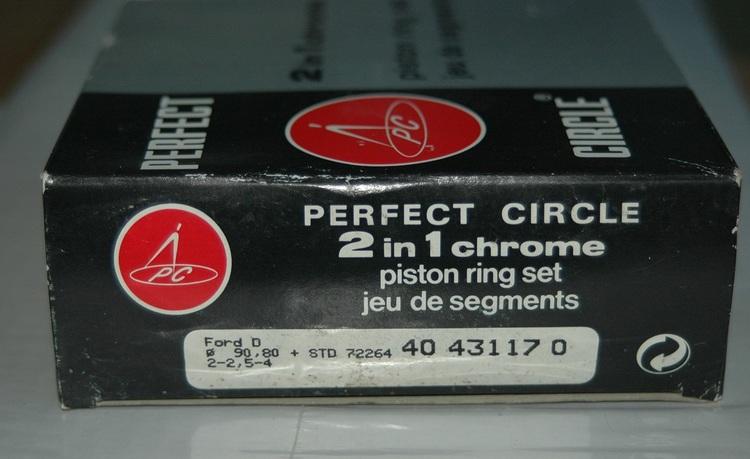 Kolvringssats 43117 STD 1971/91 2,0 OHC PINTO
