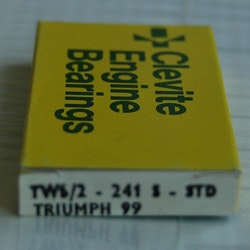 Tryckbrickor sats TW 241S STD 1969/74 99