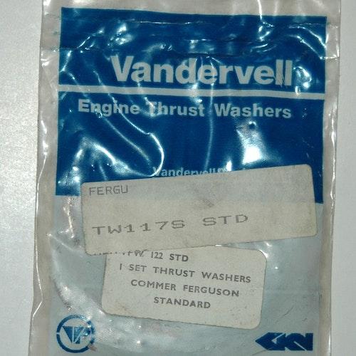 Tryckbrickor VPW 122 STD TEF, TET 20