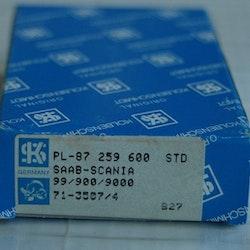 Vevlagersats 87 259 600 std 1971/10 99,900,900,9-3,9-5