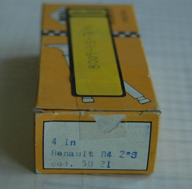 Ventiler Insug sats 51-6008 1963/82 R4,R5,R6 845 CC