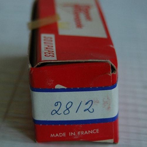 Ventiler Insug sats 2812 1954/60 Typ I, II, 30 HK