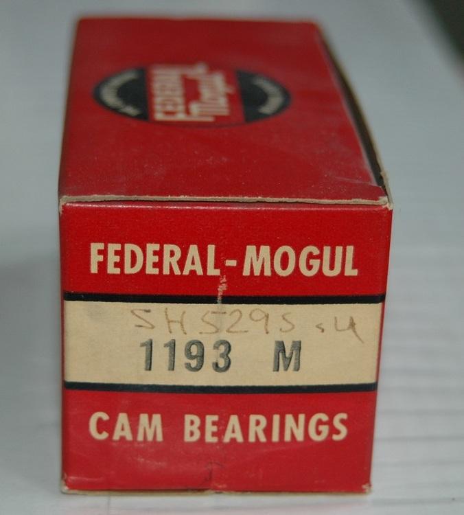 Kamlagersats 1193 M STD 1961/62 6-CYL 195