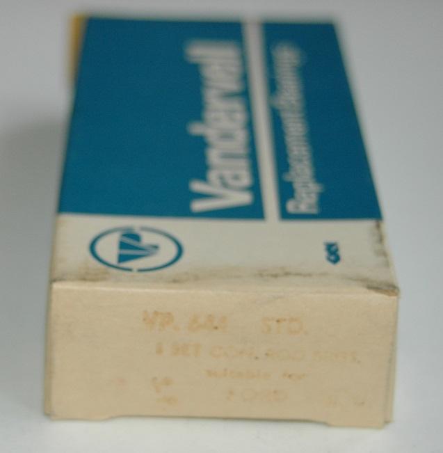 Vevlagersats VP 644 STD 1954/64 12M,15M,17M