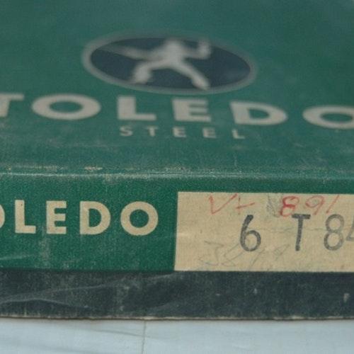 Ventiler Insug sats T 84 1933/41 Dodge/Plymouth