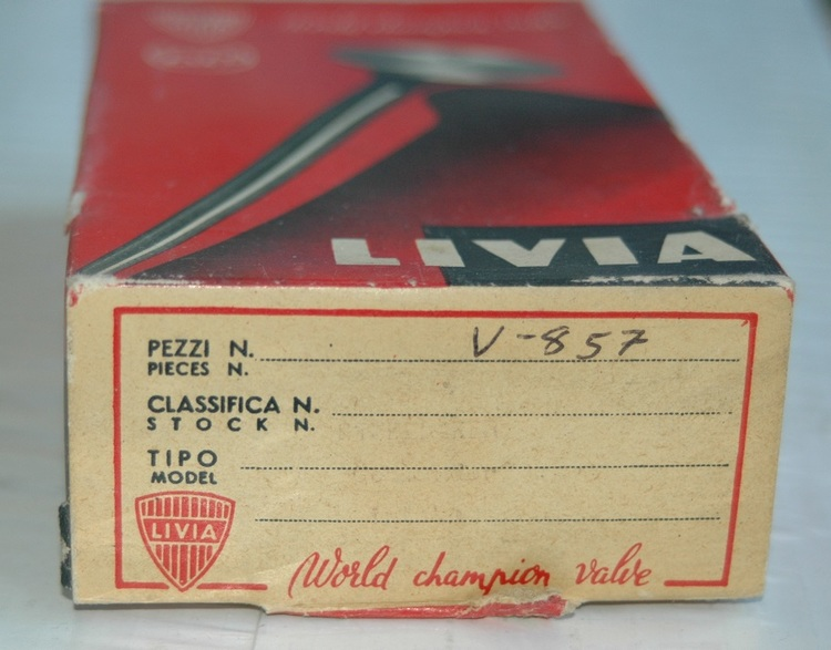 Ventiler Insug sats 474 1934/50 Commander, Dictator 6