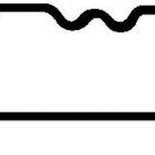 Ventilkåpspackning V 71-23066-00 1963/72 230SL,250SE,280SE