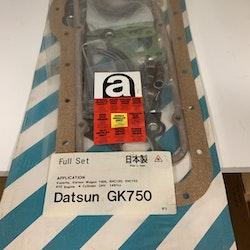 Full motorsats GK 750 1979/81 Sunny 140Y 1,5 lit.