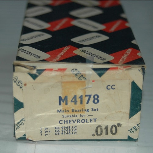 Ramlagersats M 4178 LC 010 1960/63 Corvair 140, 145