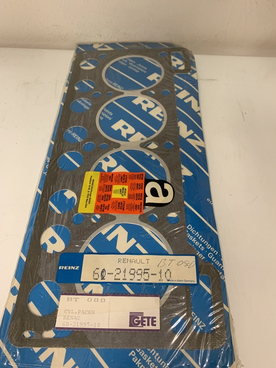 Topplockspackning BT 080 1976/82 R5 1,3 lit.