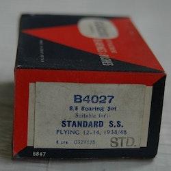Vevlagersats B 4027 STD 1938/48 Standard, SS-Jaguar