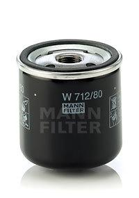 Oljefilter W 712/80 1972/10 90,99,900,9000,9-3,9-5