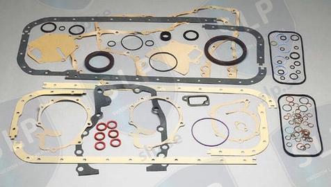 Bottensats CS 037 1966-87 Motor D50, D60, D70