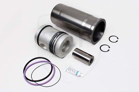 Cylinderfodersats CLK 379 Motor D70A,B MD70B