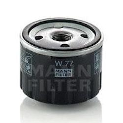 Oljefilter W 77 1971/81 MB10A, MD1, 2, 3, 5, 6, 7,11  17
