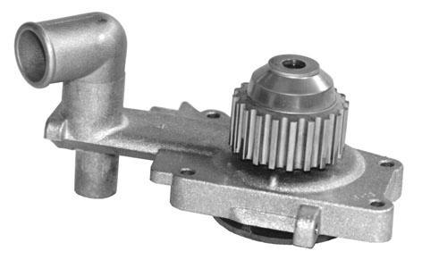 Vattenpump PA 234/R Ford 1981/86 Escort 1,6