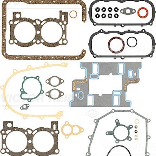 Full Motorsats  01-21255-01 1968/80 95, 96 V4