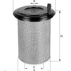 Luftfilter C 30880/2 Motorer DS8, DS11, DS14