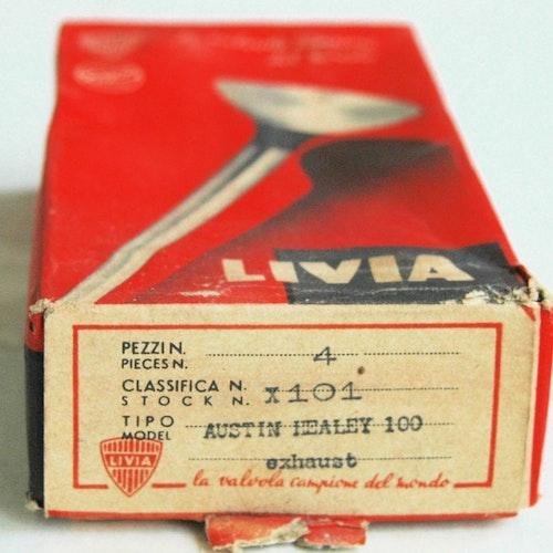 Ventiler sats Avgas X 101 1951/56 A70,A90,AH100