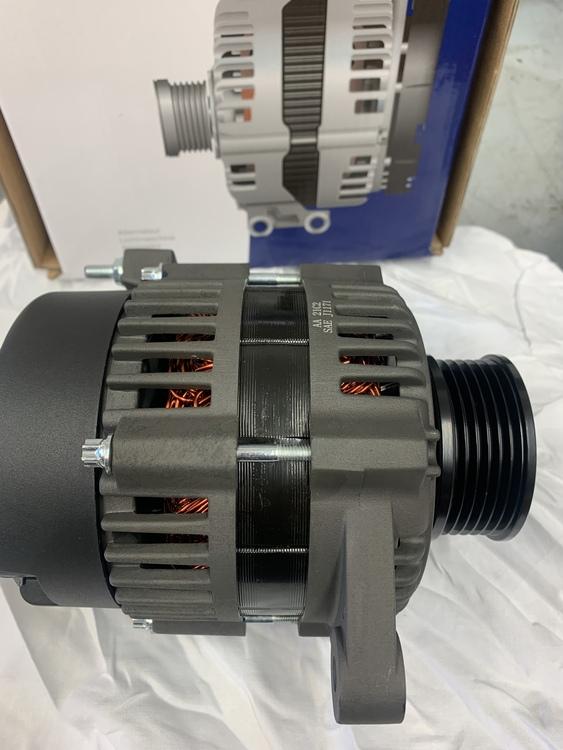 Generator 12 Volt 262 V6, 305, 350, 377, 454, 502 V8