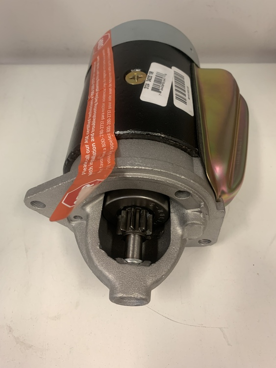 Startmotor Ford 558-3124 1965-77 250, 289, 302, 351 Aut.