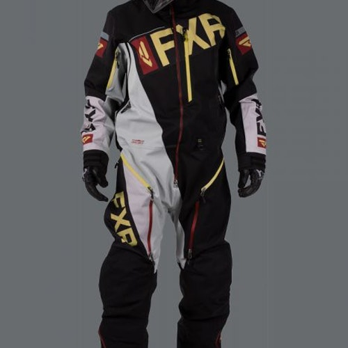 FXR Ranger Instinct Lite Monosuit 20 Black/Grey/Ru     7995:-  30%
