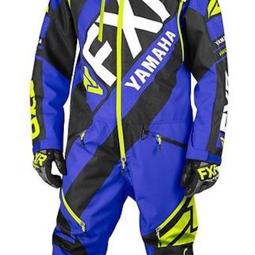 M CX Lite Yamaha Monosuit Red Black / Blue Ord:pris 5595  30%