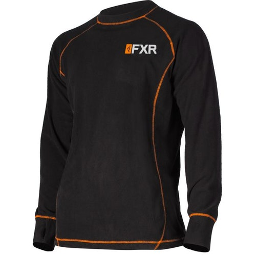 FXR Pyro Thermal Tröja, Black/Orange