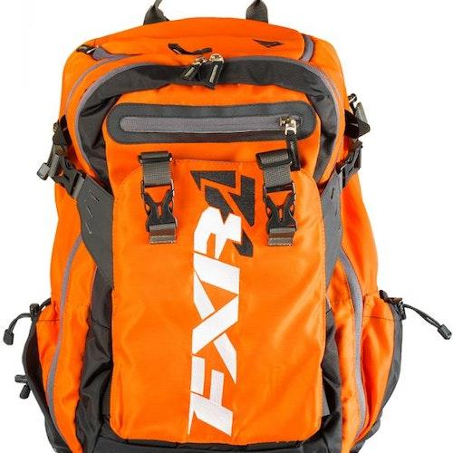 FXR Ride Pack Skoterryggsäck Orange/Black