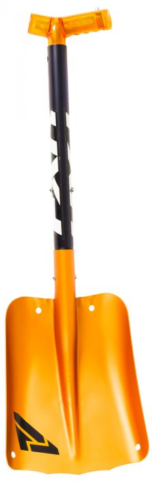 FXR Tactic Spade, Black/Orange
