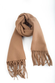 Wool Solid - Camel