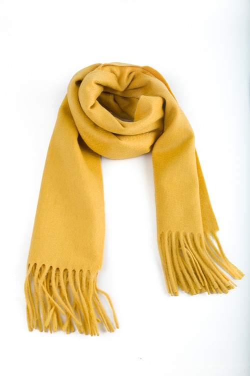Zibellino Cashmere - Yellow