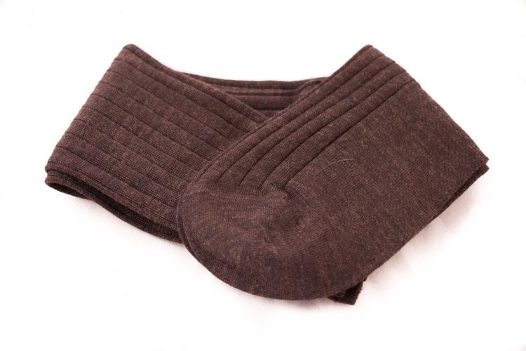 OTC Merino Socks - Brown