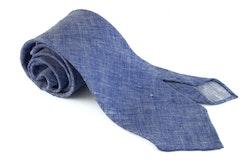 Linen Solid - Light Navy Blue