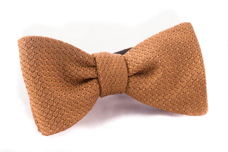 Self tie Garza Grossa - Mustard