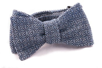 Self tie Cotton - Blue