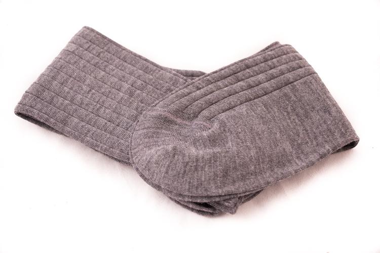 Merino Socks - Grey