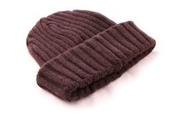 Cap Wool - Brown