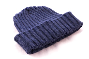 Cap Wool - Blue