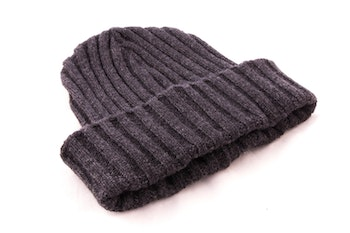 Cap Wool - Grey