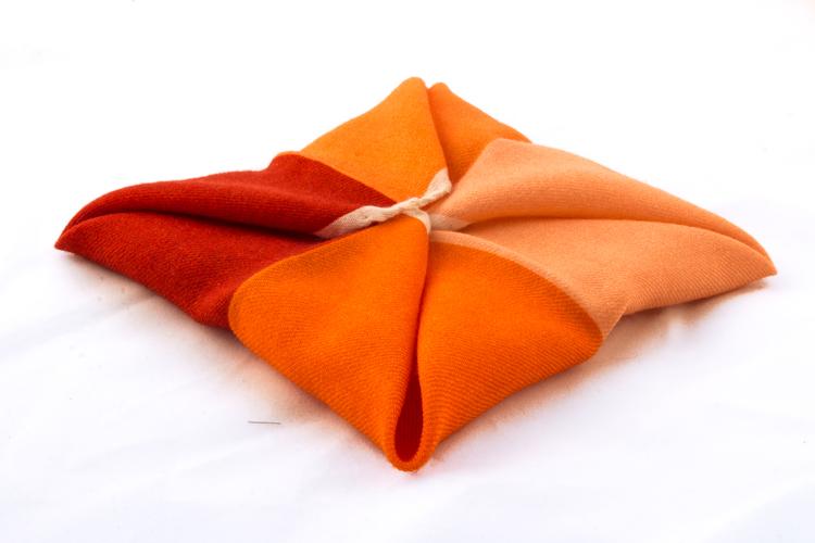Wool Multi - Orange/Rust
