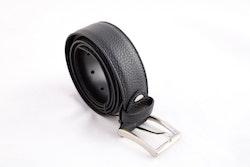 Calf Leather Belt - Black
