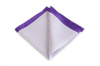 Silk Micro - White/Purple