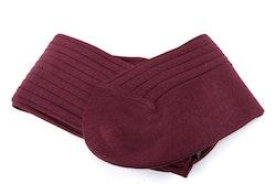 Cotton Socks - Burgundy
